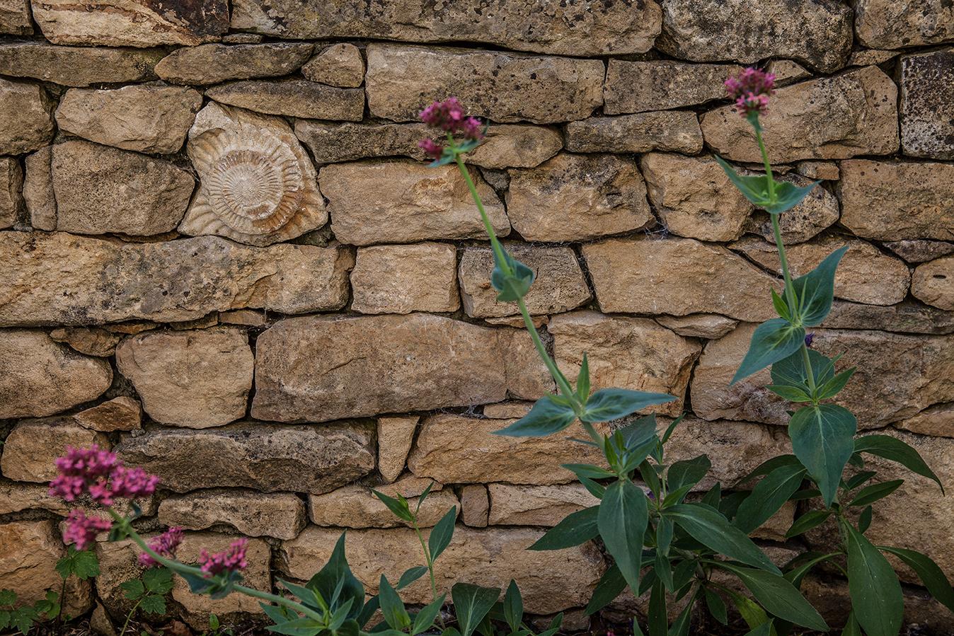 Realisation terrasse murets escalier allee jardin pierre recuperation 8