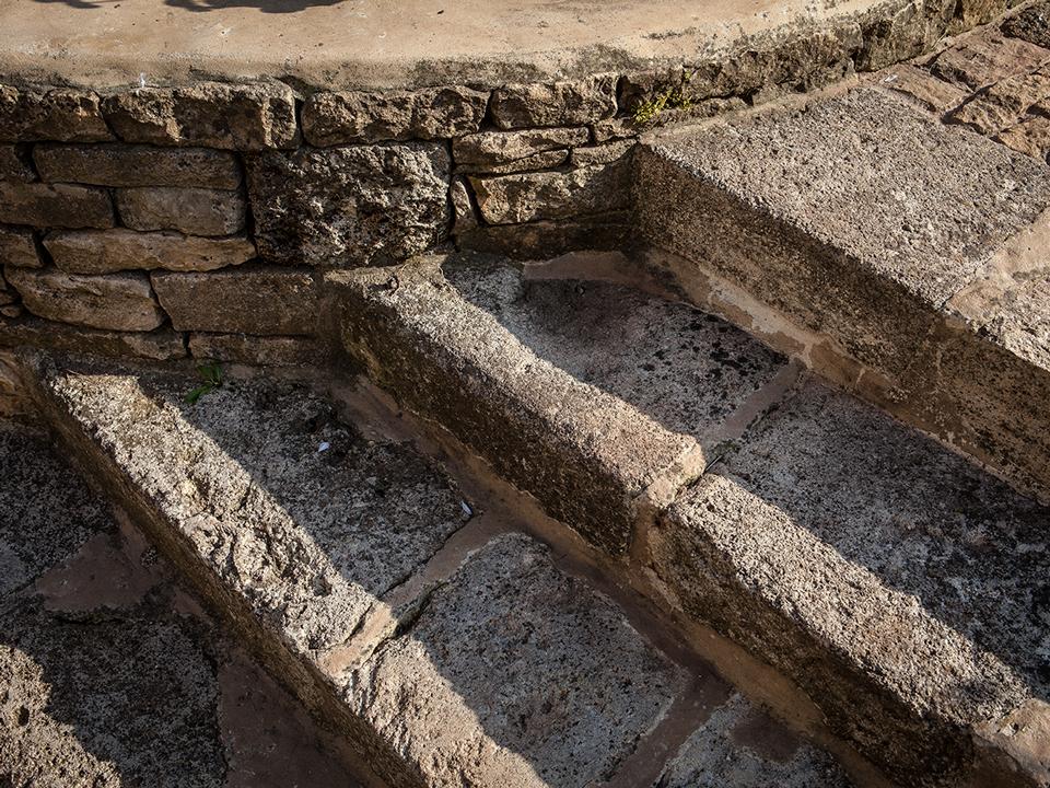 Erbat réalisations pierres récupération